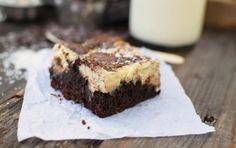 Bounty Brownies: Schokoladiger Kokoskuchen