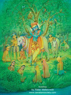 Hindu Gods : Krishna - Hindu God and Vishnu avatar (incarnation) - with free wallpaper, many pics and online mantra Krishna Gif, Baby Krishna, Cute Krishna, Radha Krishna Images, Lord Krishna Images, Radha Krishna Love, Krishna Photos, Shree Krishna, Radhe Krishna