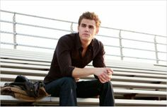 Picture: Paul Wesley on The CW's 'The Vampire Diaries.' Pic is in a photo gallery for Paul Wesley featuring 143 pictures. Vampire Diaries Stefan, Paul Wesley Vampire Diaries, Vampire Diaries The Originals, Damon Salvatore, Nina Dobrev, Estefan Salvatore, The Salvatore Brothers, Bae, Michael Trevino