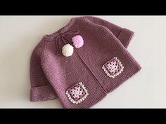 Baby Girl Cardigan Making Crochet Baby Shoes, Crochet Clothes, Knitted Baby Cardigan, Knitted Hats, Baby Girl Cardigans, Viking Tattoo Design, Best Disney Movies, Fitness Tattoos, Sunflower Tattoo Design