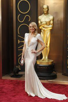 Red Carpet Color Spectrum   Academy Awards – Oscars 2014