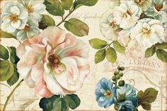 Les Jardin I Posters van Lisa Audit - bij AllPosters.be