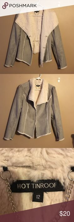 Hot tinroof sz 12 Use good condition  100% polyester hot tinroof Jackets & Coats Blazers