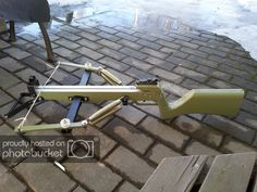 allunteri uploaded this image to 'weapons'. See the album on Photobucket. Homemade Crossbow, Diy Crossbow, Crossbow Arrows, Homemade Weapons, Crossbow Hunting, Survival Weapons, Survival Skills, Tactical Survival, Survival Gear