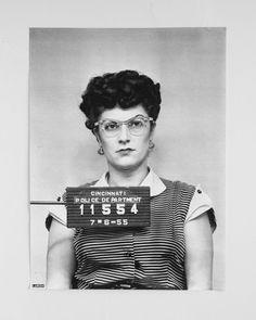 Mug shot 1955