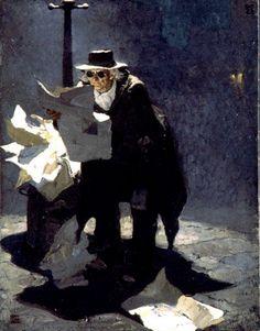 Dean Cornwell  (1892-1960), Illustrator and Muralist