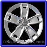 Audi A3 2013 Wheels & Rims Hollander #58831 #Audi #A3 #AudiA3 #2013 #Wheels #Rims #Stock #Factory #Original #OEM #OE #Steel #Alloy #Used