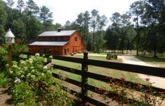 Barn Wedding Venue The Barn At OakLeaf Farm Madison GA