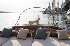 Fel-Felucca, Nile lanterns- Seating` . Designed by Être Design Boutique- Cairo, Egypt