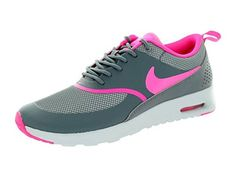 Nike Women's Air Max Thea Cool Grey/Pink Pow/Rr Platinum Running Shoe 6.5 Women US - http://buyonlinemakeup.com/nike/6-5-b-m-us-nike-womens-air-max-thea-running-shoe-sport-11