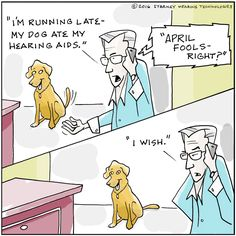 My Dog Ate My Hearing Aids! It can happen more often than you think. Keep hearing aids safe from pets to prevent damage to your hearing aids and accidental injury or harm to your pets.