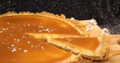 Salted Caramel Cheesecake, Cheesecake Pie, A Food, Food And Drink, Tuli, Everything Is Awesome, Fodmap, Deserts, Gluten Free