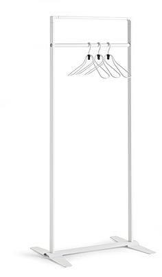 1000 images about penderies vestiaires mobiles on for Porte cintre sur pied