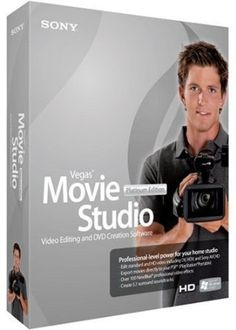 Vegas Movie Studio 8 Platinum Edition [OLD VERSION]