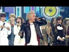 TAEYANG SBS Inkigayo 링가 링가(RINGA LINGA) No.1 of the week - YouTube