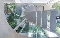 Tokyo garden house by Ryue Nishizawa