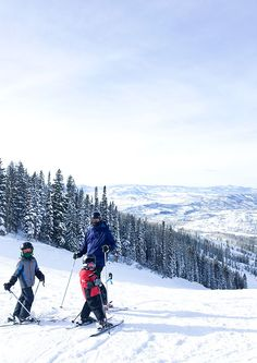 Steamboat Springs Ski Resort Vacation Destination // 7 Reasons to Book a Wyndham Vacation Rental for your next Winter Vacation via Armelle Blog