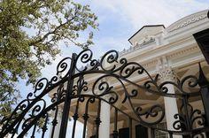 New Orleans Center Hall Home & Ironwork: Garden District