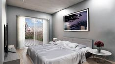 i made the renderings of this apartment project for the architect Pedro Van Zeller Apartment Projects, Apartment Interior, Interior Desing, Spain, Behance, Furniture, Home Decor, Blue Prints, Decoration Home