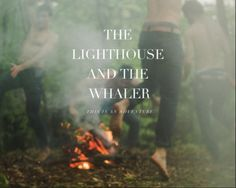 The Lighthouse and The Whaler <3