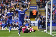 2nd October 2011 - Frank Lampard answers his critics with two goals against Bolton away from home. Chelsea win 5-1 and lie in 3rd place, 3 points behind the teams from Manchester