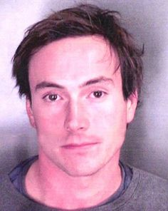 "Chris Klein (2005) Chris Klein, the 26-year-old ""American Pie"" star, was arrested in February 2005 after San Diego sheriff's deputies pulled over a 2003 BMW he was driving. Klein was charged with two misdemeanors, each of which carries a maximum of six months in jail upon conviction."