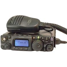 Yaesu FT-817ND HF/50/144/430 MHz. (w/ 60 M Band) Mulitmode Portable Base/Mobile Transceiver, 5 Watts, RX: 100 kHz~56 MHz, 76~108 MHz (W-FM only), 108~154 MHz, and 420~470 MHz, 200 Memory. $654.95