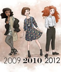 Disney fashions