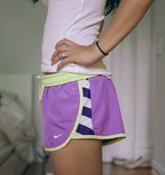 Nike Running Shorts | Girl's Workout Clothes