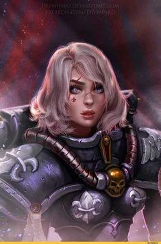 Sisters of Battle, best art. - Imgur