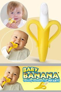 "Get This Must Have ""Baby Teething Banna"" 10% OFF & (FREE Shipping) Ends: 11/20/15"