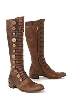 it is the overall style of these I like. The vintage and aged leather, their feminine but practical