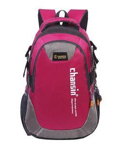 2016 Hot Unsex Student women backpack mountaineering backpack Waterproof nylon bag travel blosa mochila Book Laptop Bolsa XA327B