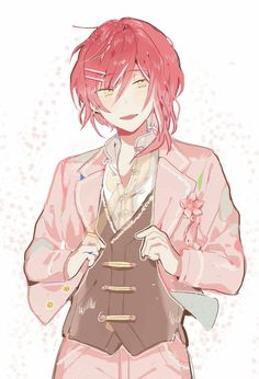 Boy Images, Boy Photos, Cute Anime Boy, Anime Guys, Star Character, Cute Profile Pictures, Ensemble Stars, Pretty Art, Wow Products