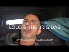Lolo & The Brigidas - Nevers - Gometz le Châtel - Durfort