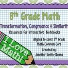 A new school year starts with a unit to understand the Common Core Operations with Rational Numbers in 8th Grade. After starting an Interactive Not...