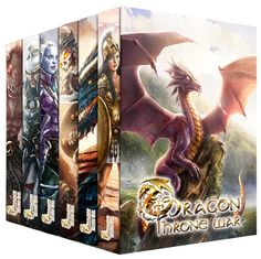 Launching the Dragon Throne War Kickstarter campaign, behind the scenes on Players Magazine (Italian only!) http://www.playersmagazine.it/2014/11/25/cronache-di-kickstarter-1-il-lancio-di-dragon-throne-war/  #kickstarter #kickstartercampaign #fantasy #saga #book #story #art #dragon #throne #war #blackfriday