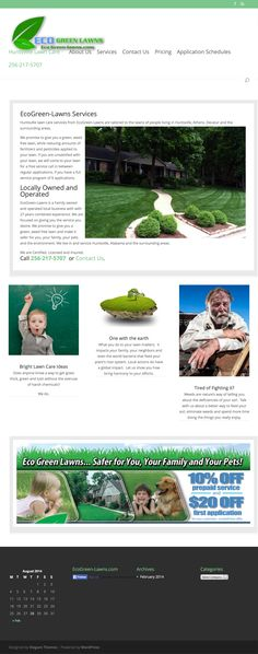 WordPress Website designed with the Divi Theme by John Langlois