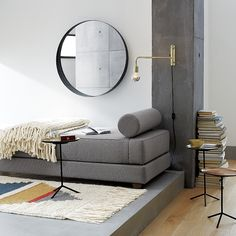 Discover cozy modern sofas. Featuring clean lines, plush pillows and sturdy construction, our modern high-quality couches make it easy to kick back in style.