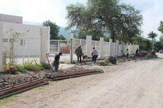 Avanzan los trabajos de construcción de centro de salud de El Refugio en su tercera etapa; Gracias a la gestión...