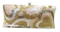 Essential Import and Export - Diamonte Clutch. Stunning