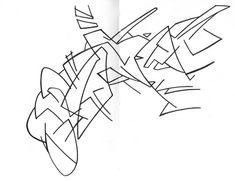 #2006 #abstractart #artabstrait #indianInk #encredechine #dessin #drawing #black #noir #marqueur #feutre #stylo #marker #pen #blackandwhite #futurist #mechanical #handdrawn #faitmain // 44-001