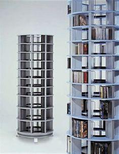 Storage shelves by Vismara #homes #storage