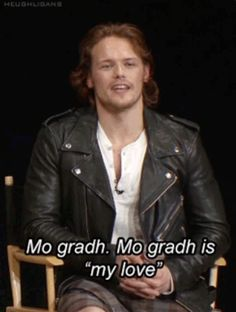 Sam's favorite word in Gaelic