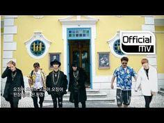 [MV] Hitmaker Big Byung(빅병) Ojingeo Doenjang(오징어 된장) MV BTOB Sungjae, GOT7 Jackson, Vixx N and Hyuk.