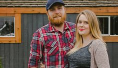 Glen & Jess from The Rugged Rooster Creations. Custom Rustic Furniture