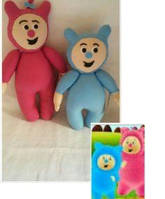 Bonecos Billy e Bambam
