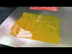 Encaustic Monotypes Homemade Hotbox and Tools - YouTube
