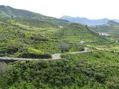 Cycling the Tour of Gran Canaria