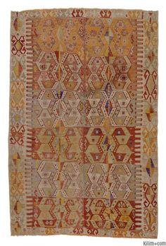 Vintage Adana Kilim